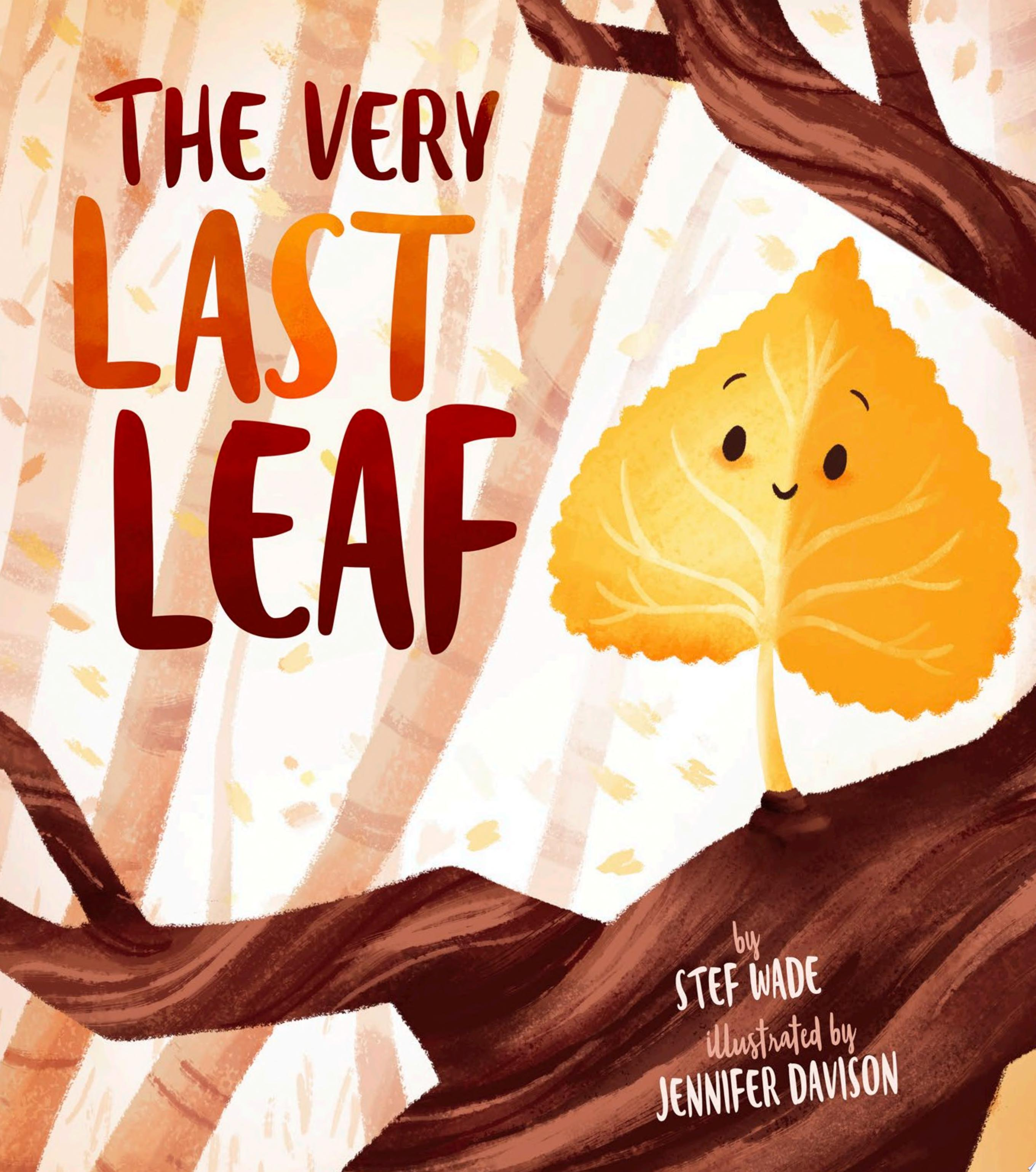 "Image for ""The Very Last Leaf"""