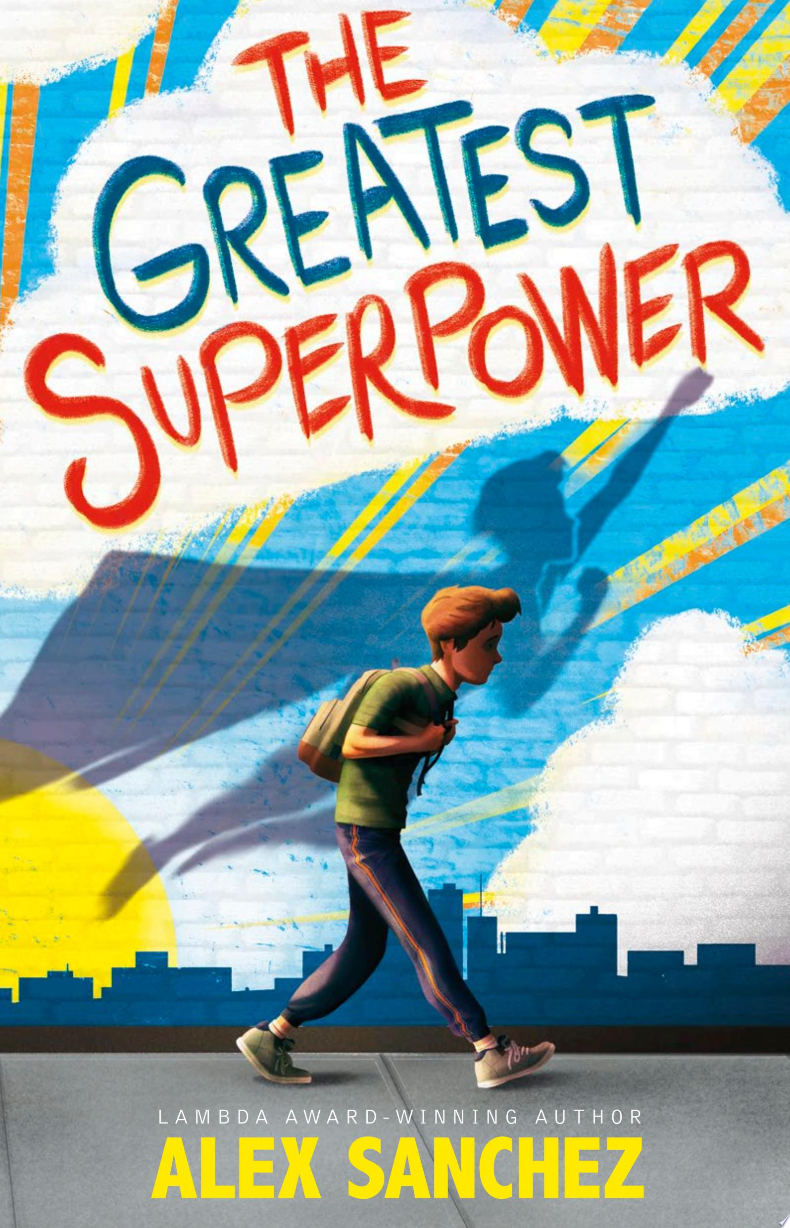 "Image for ""The Greatest Superpower"""
