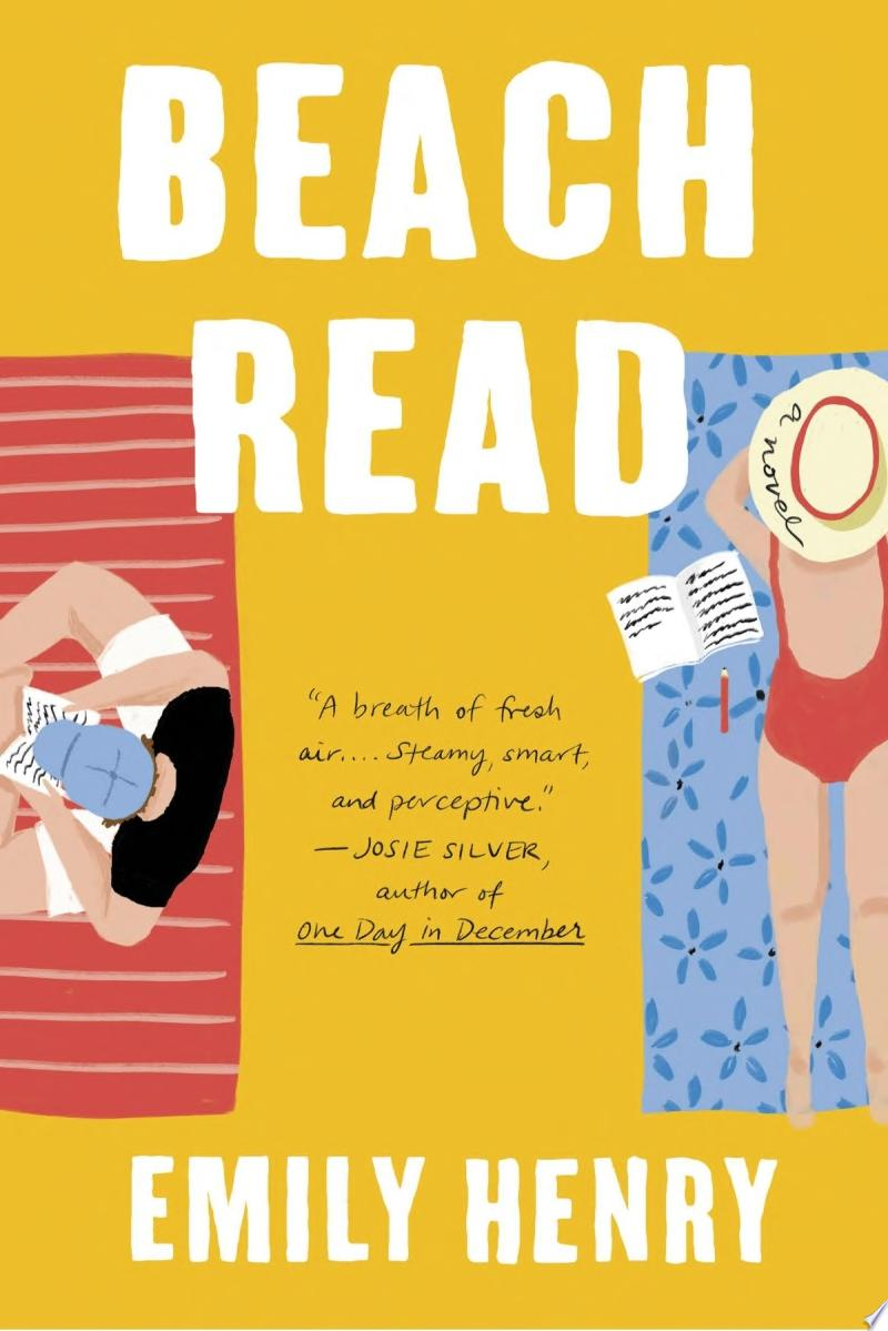 "Image for ""Beach Read"""