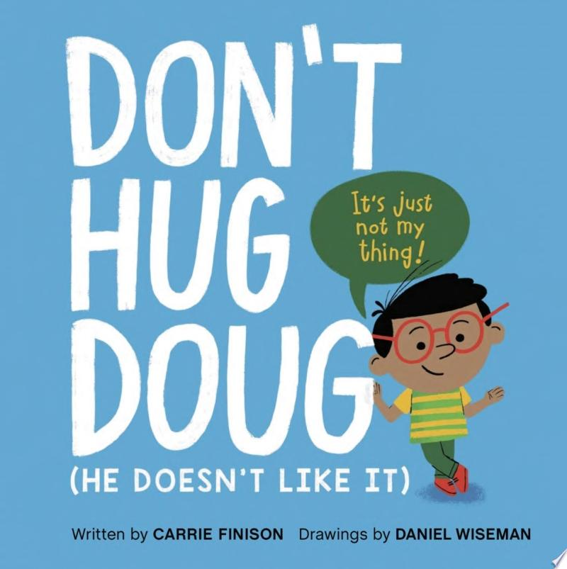 "Image for ""Don't Hug Doug"""