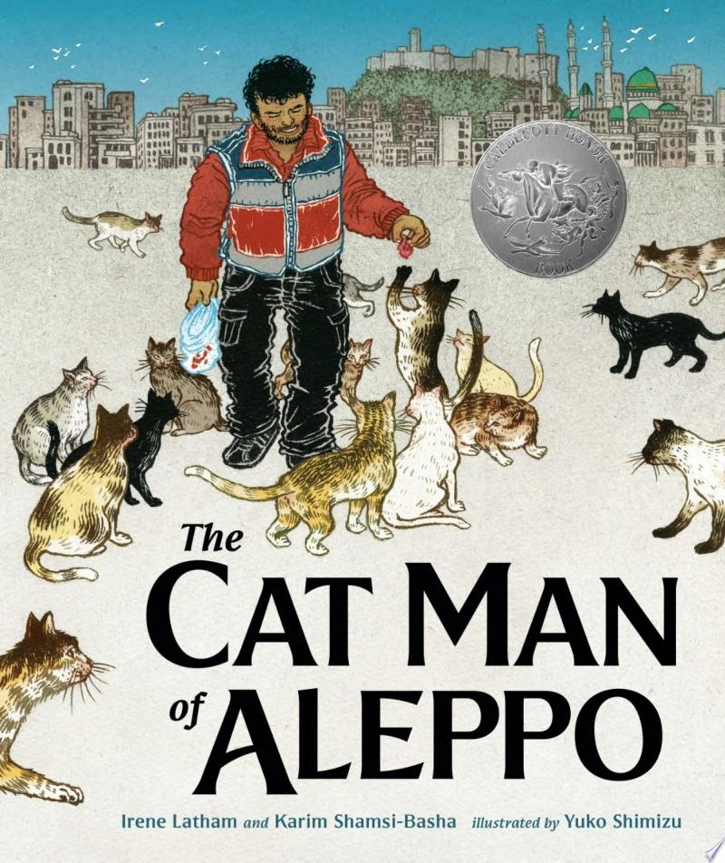"Image for ""The Cat Man of Aleppo"""