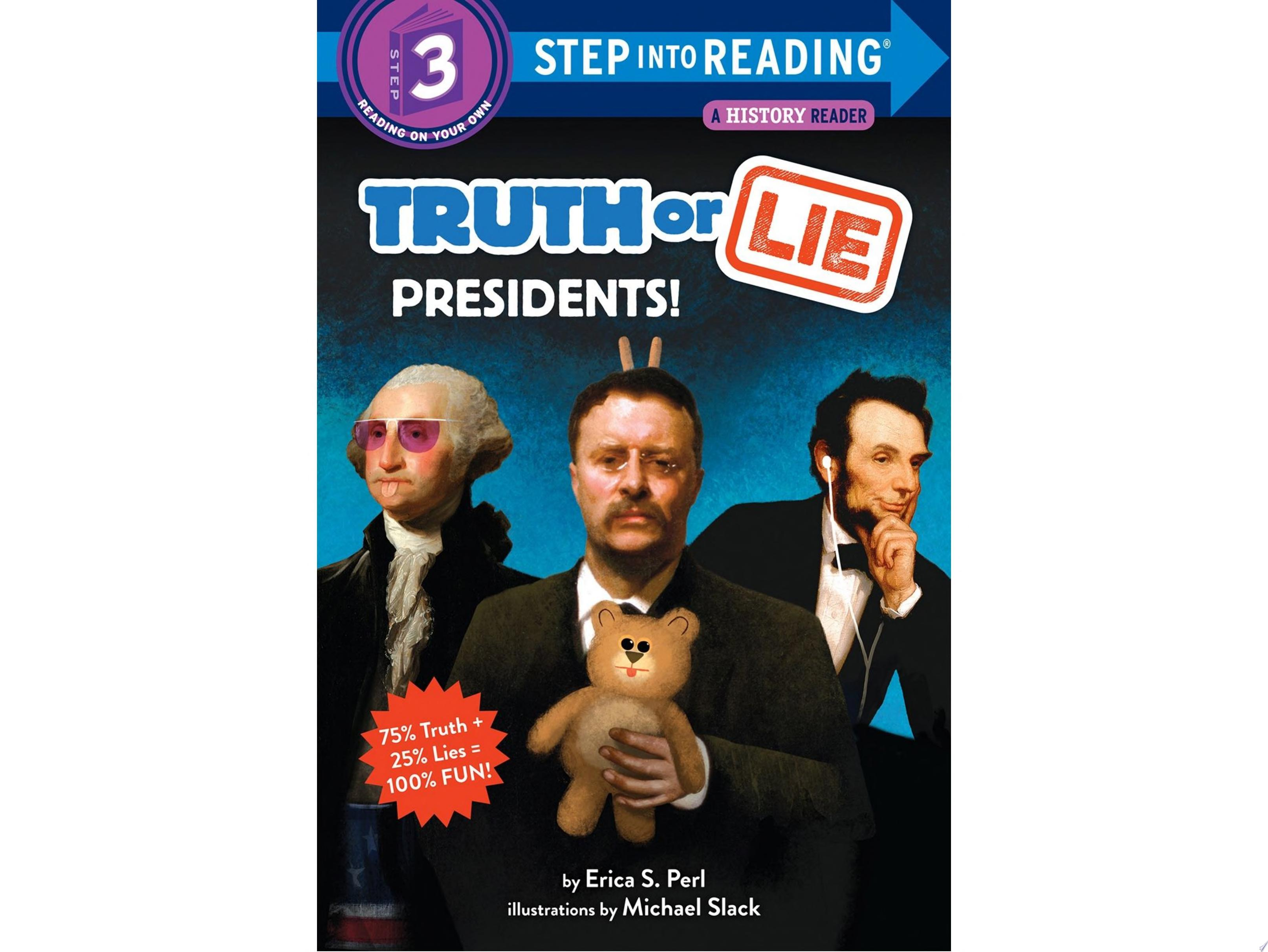 "Image for ""Truth or Lie: Presidents!"""