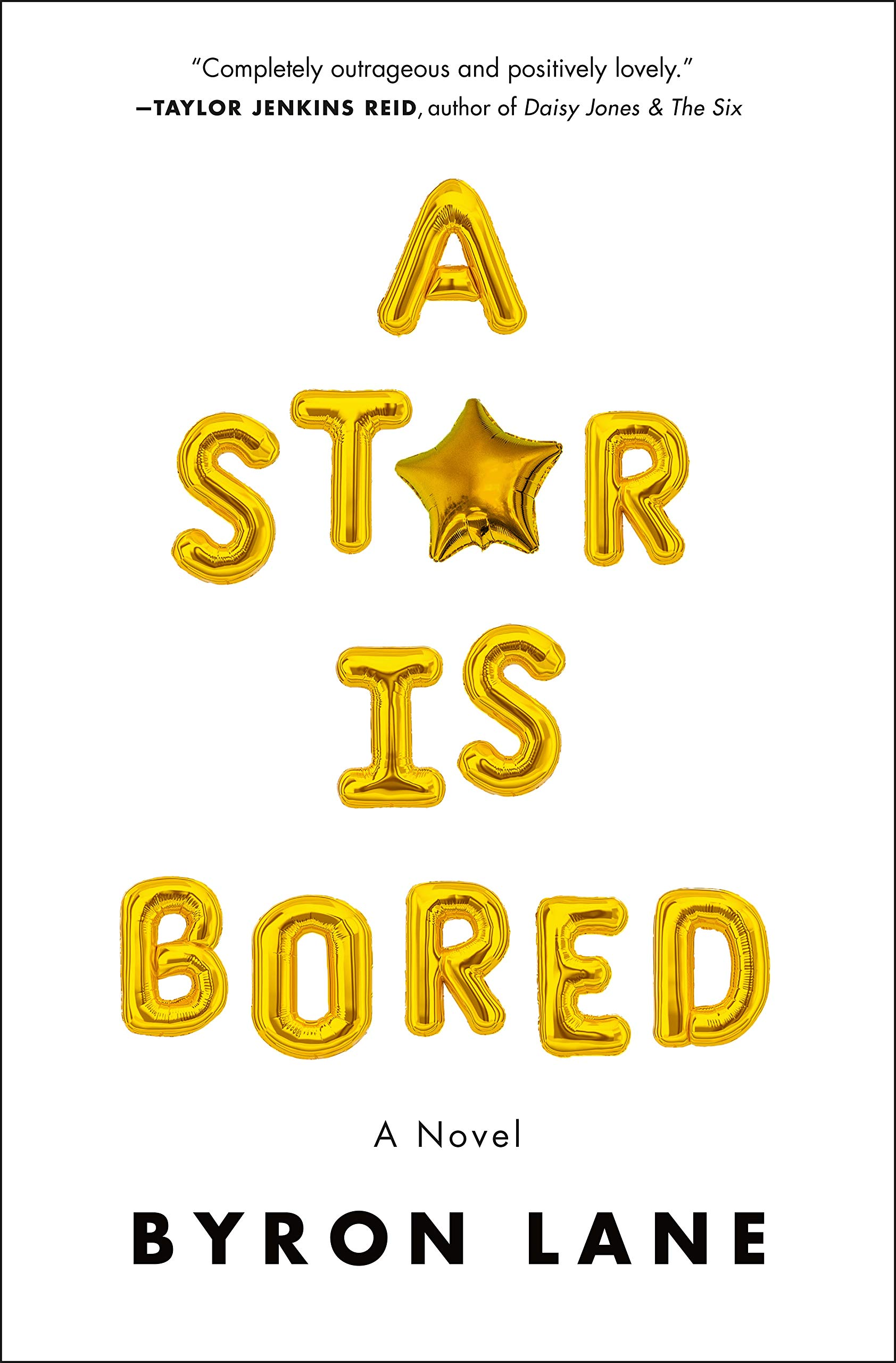 "Cover of ""A Star is Bored"""