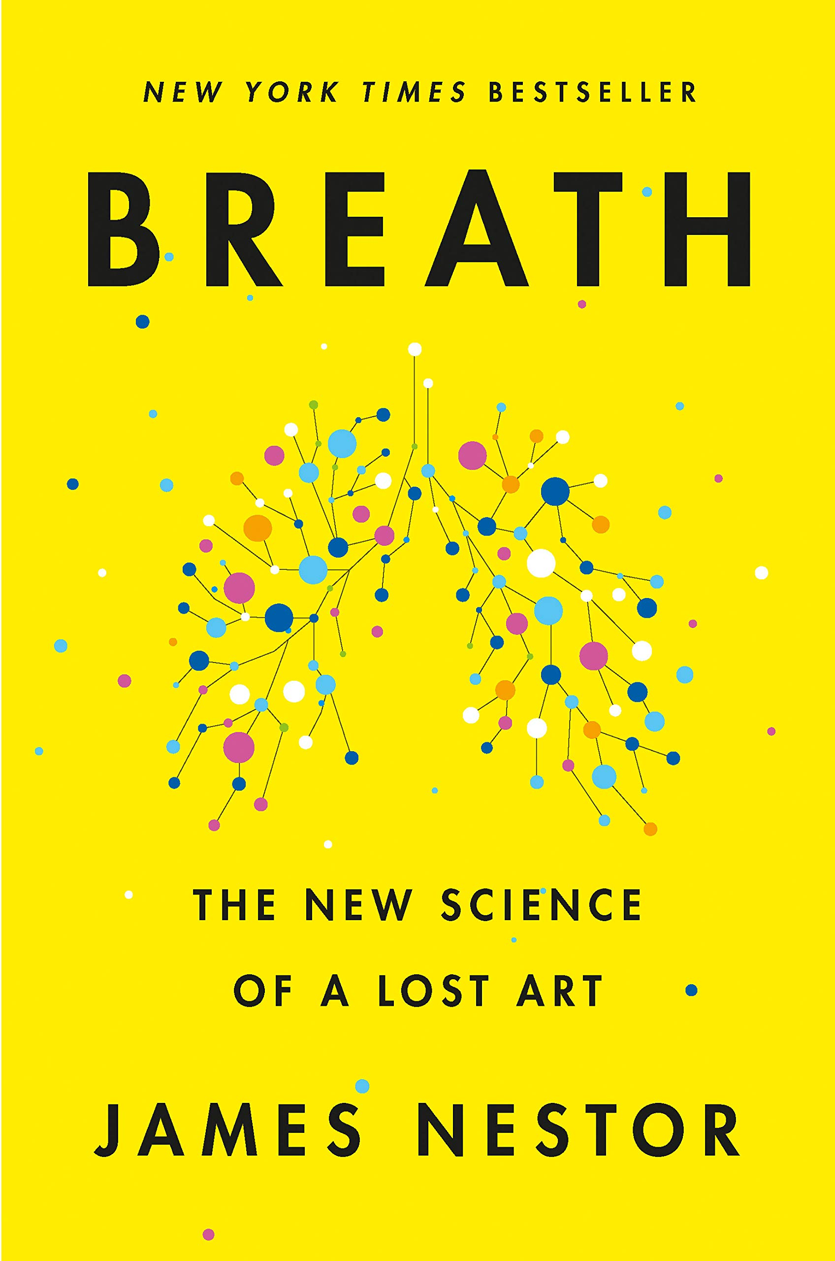 Cover of Breath by James Nestor