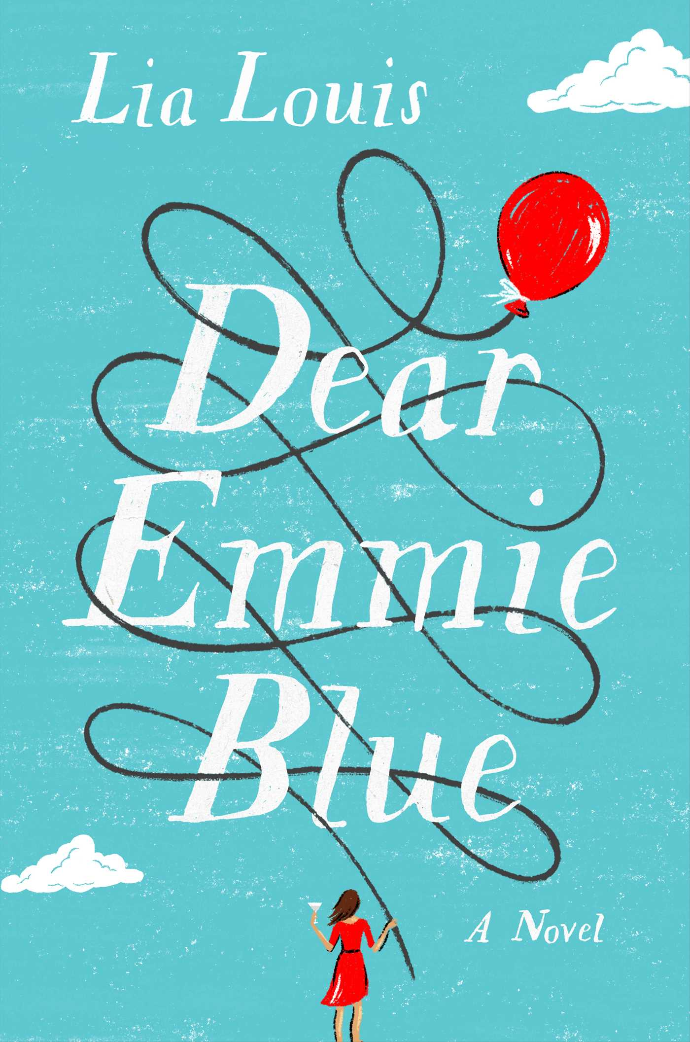 "Cover of ""Dear Emmie Blue"""