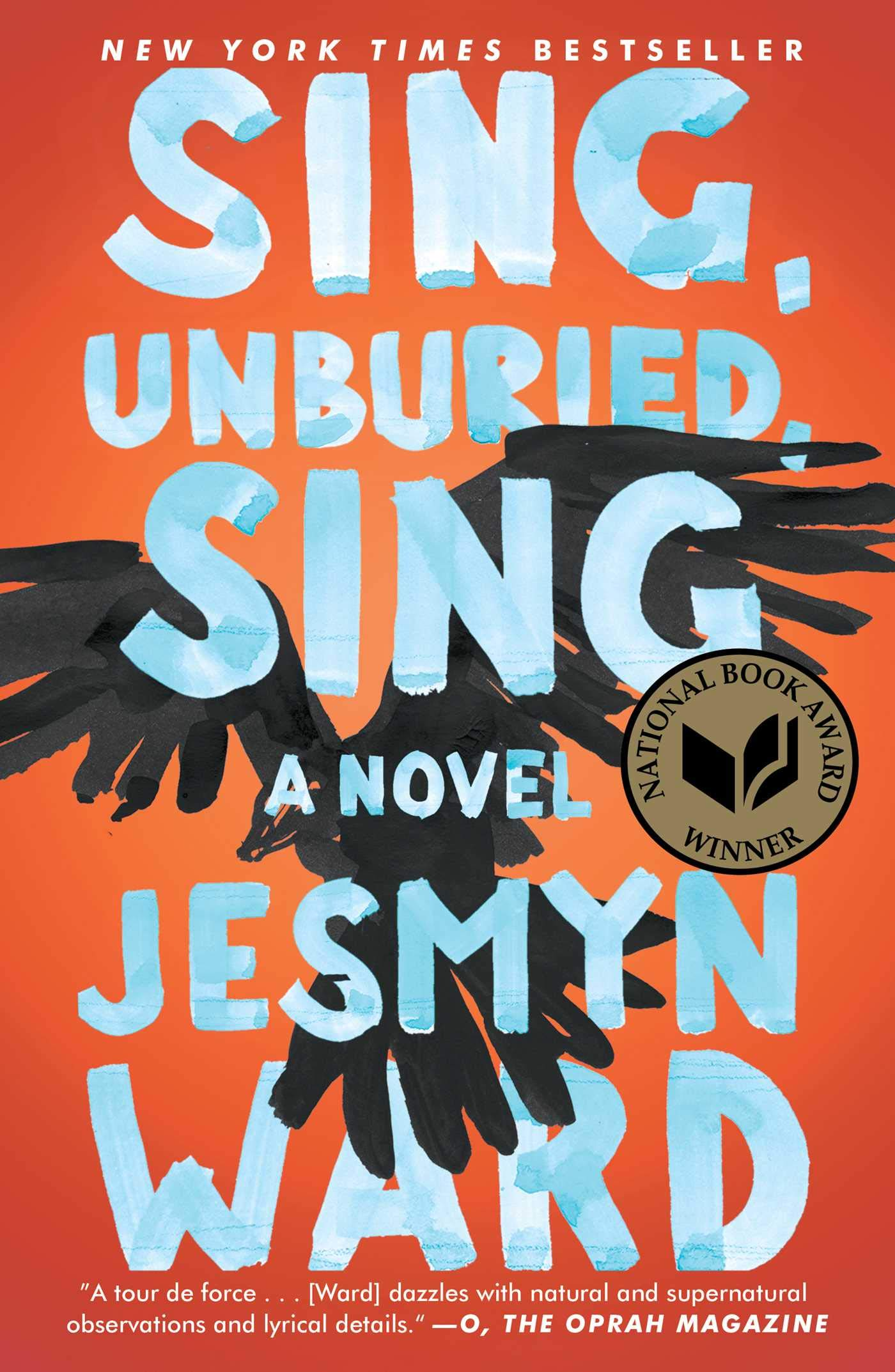 Cover of Sing Unburied Sing by Jesmyn Ward