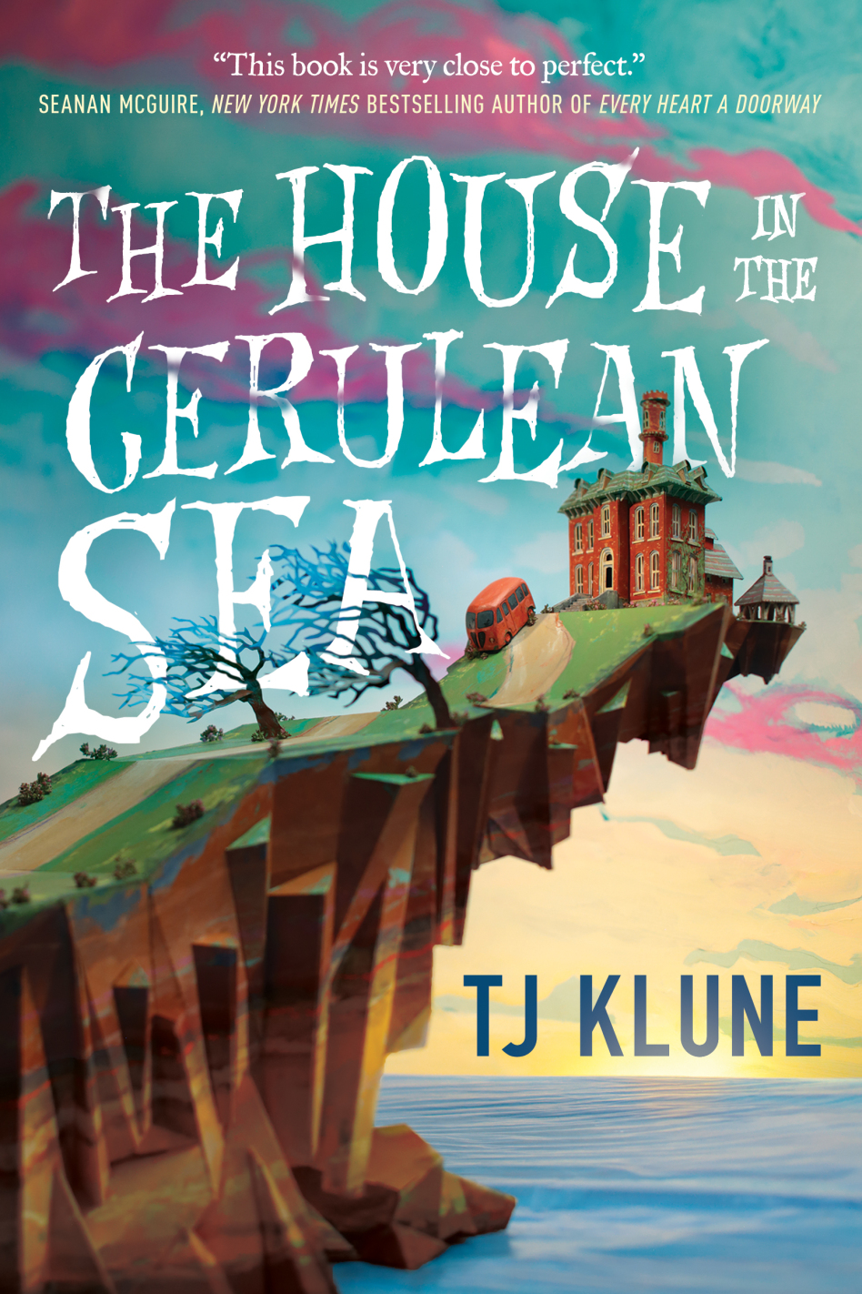 "Cover of ""The House in the Cerulean Sea"""