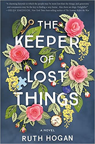 "Cover of ""The Keeper of Lost Things"" by Ruth Hogan"