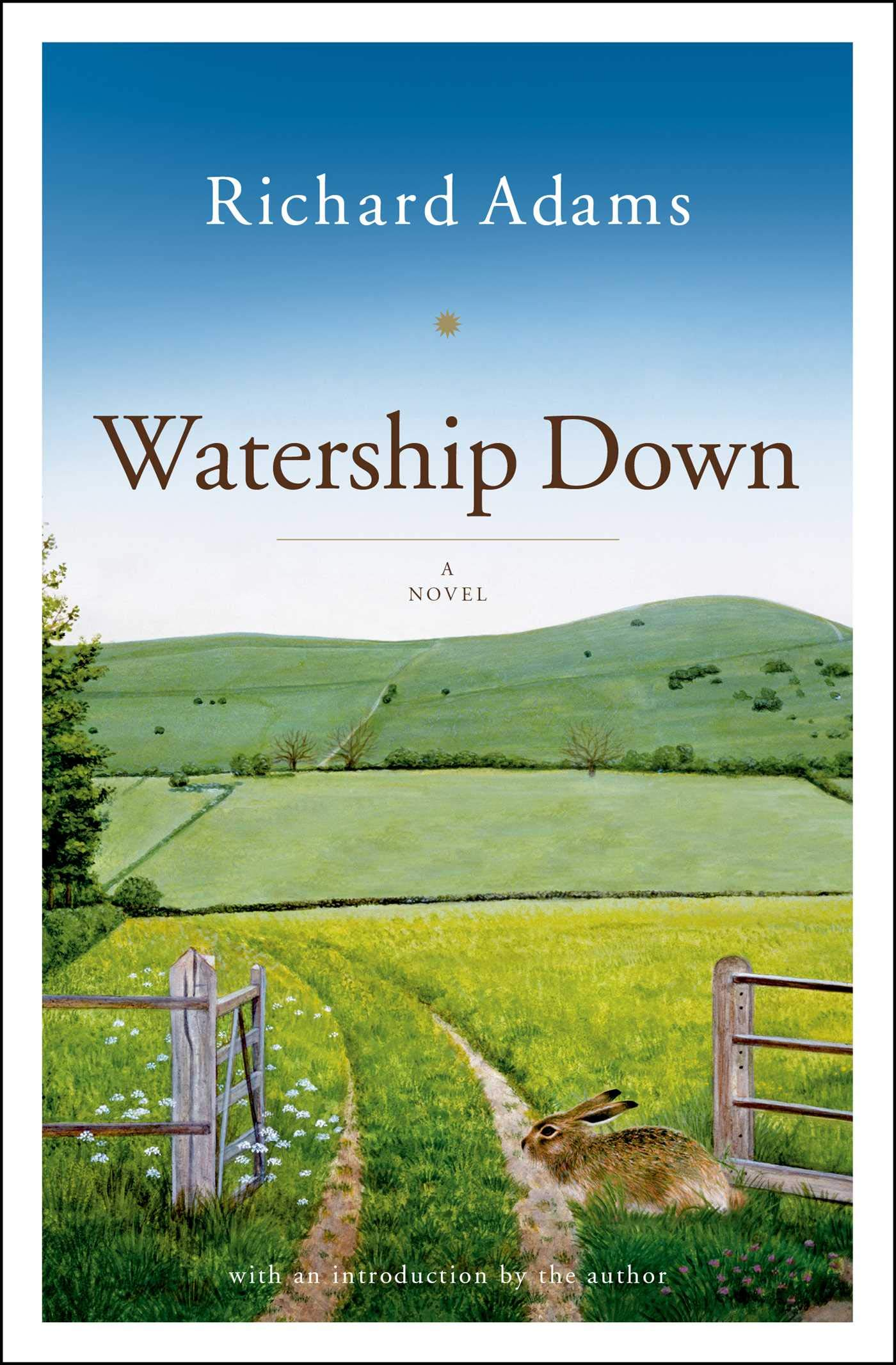 Cover of Watership Down by Richard Adams