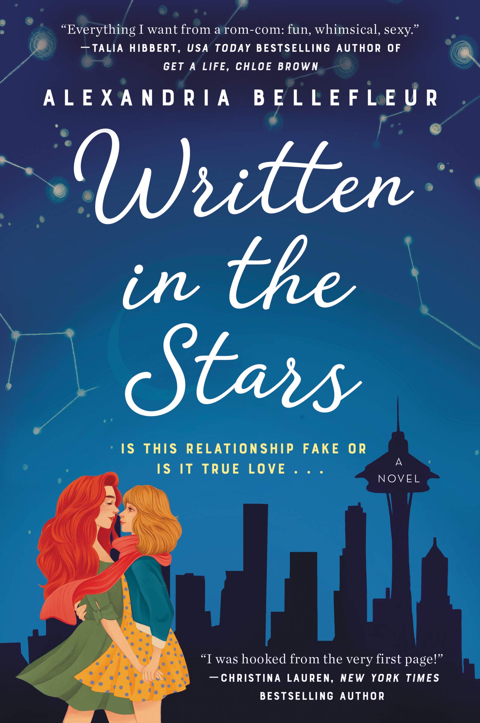 "Cover of ""Written in the Stars"""