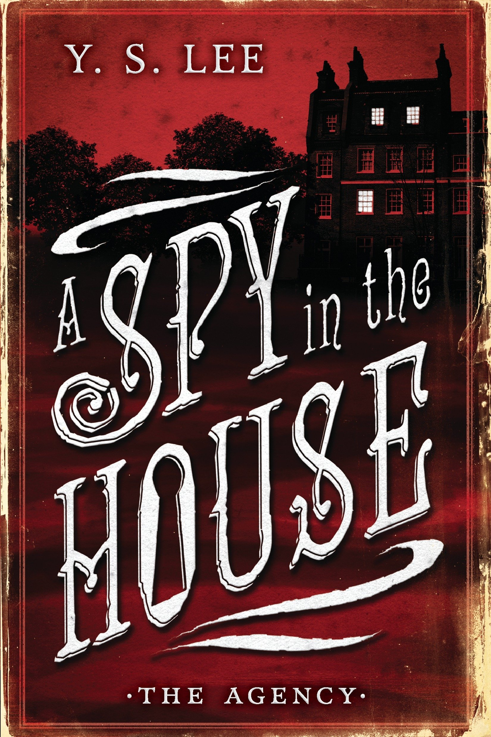 "Cover Image for ""A Spy in the House"""