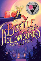 Beetle & the Hollow Bones book cover