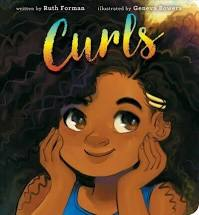 Curls by Ruth Forman book cover