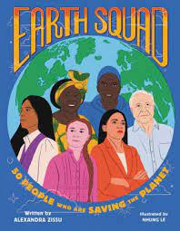 Earth Squad book cover image