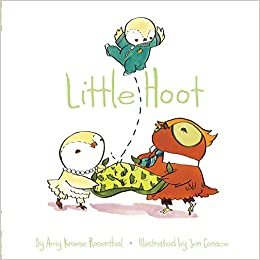 "Cover of ""Little Hoot"""