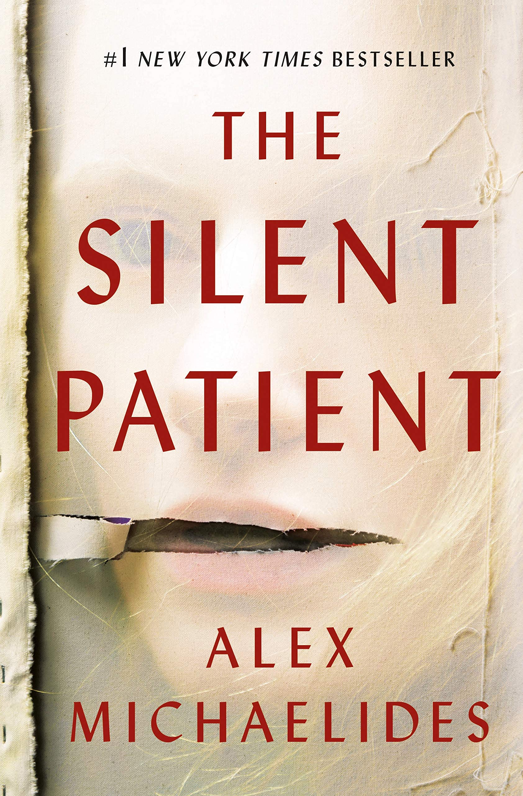 "Image for ""The Silent Patient"""