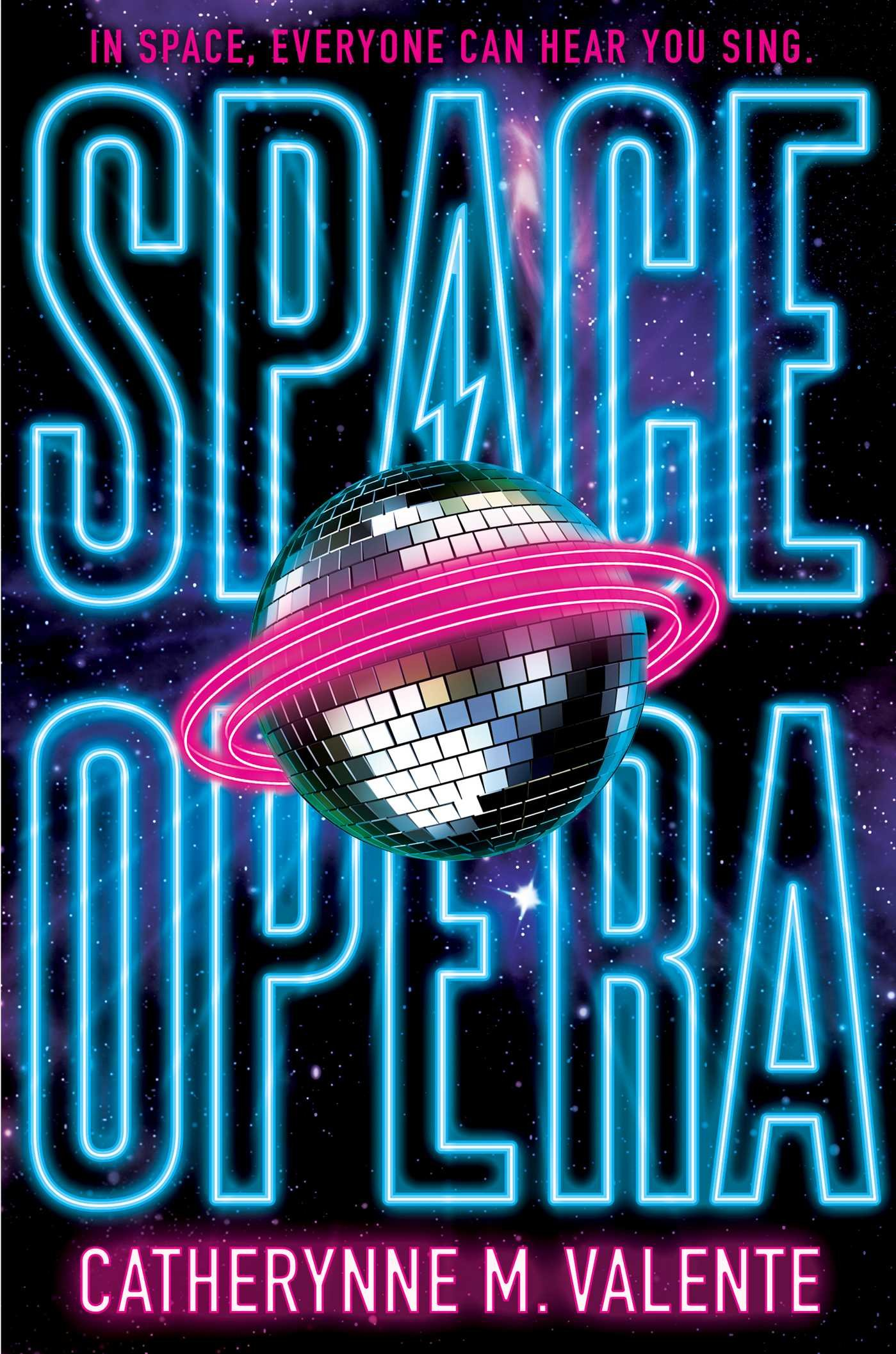 "Cover of ""Space Opera"""
