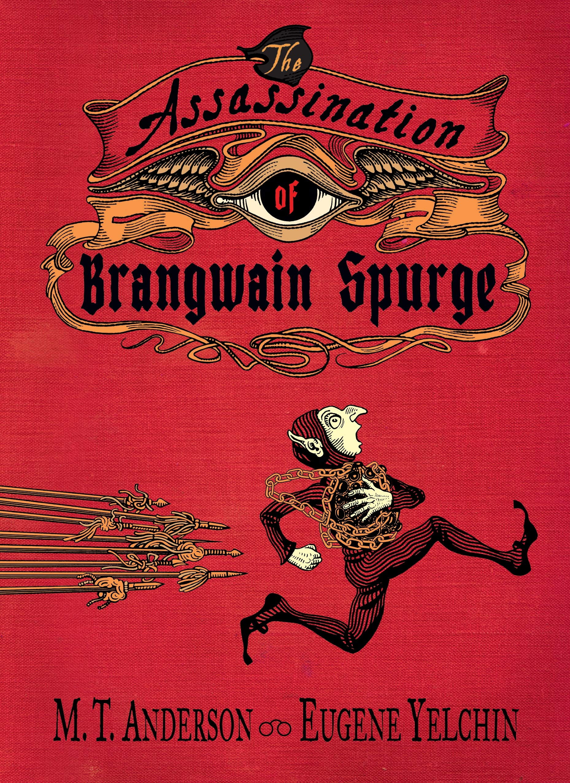 "Cover of ""The Assassination of Brangwain Spurge"""