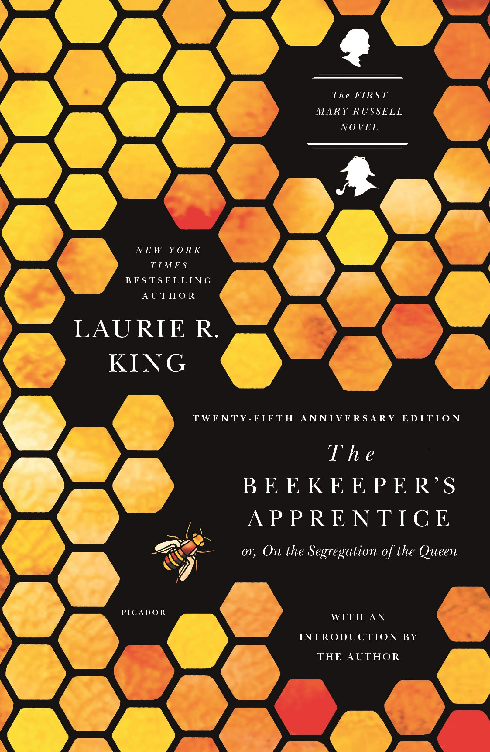 "Cover for ""The Beekeeper's Apprentice"""