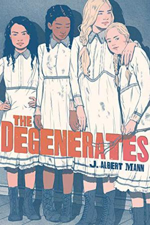 "Cover image for ""The Degenerates"""