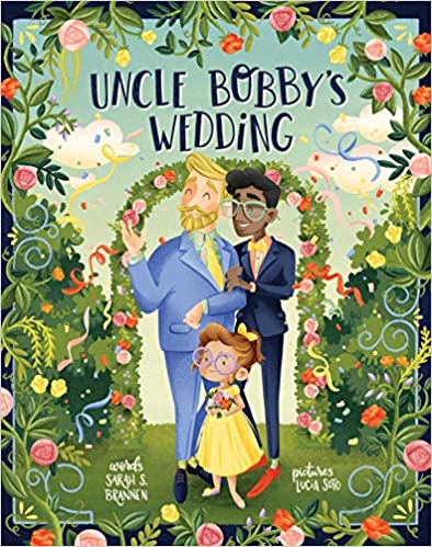Uncle Bobby's Wedding book cover