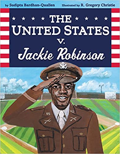 United States v. Jackie Robinson book cover